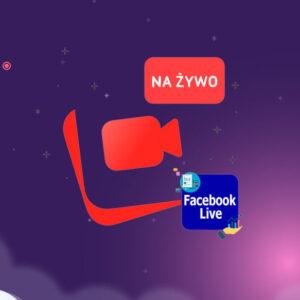 WidzowieLive - Transmisje Facebok na żywo